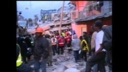 Kenya Building Collapse Kills 12, Many Feared Trapped