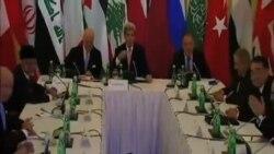 克里開始三國之行聚焦敘利亞問題