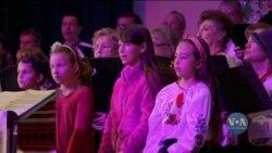 Щедрий вечір: Як українці Каліфорнії зберігають та передають дітям свої традиції. Відео