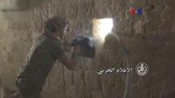 338 victimas en campaña contra Alepo