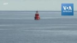 Un navire de migrants avec DES cadavres à bord arrive aux Canaries