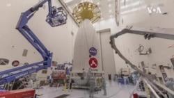 太空漫談:美國火星探測車計劃月底升空
