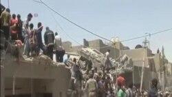 伊拉克軍機投彈事故炸死7人