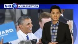 VOA60 Bầu cử Tổng thống Mỹ 2012 (28/9/2012)