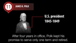America's Presidents - James K. Polk