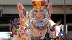 走进美国:全城尽欢 新奥尔良嘉年华