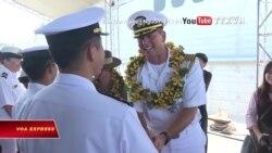 Mỹ, Việt tăng cường Đối tác Thái Bình Dương