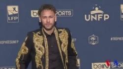 Le PSG et Neymar sacrés aux Trophées UNFP (vidéo)