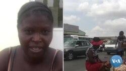 COVID-19: Mulheres zungueiras em Angola queixam-se da desvalorização dos produtos