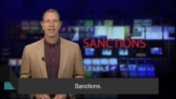 News Words: Sanctions