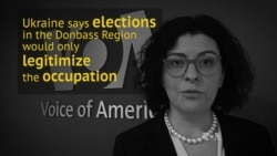 Kyiv: No Elections in Eastern Ukraine Until Russians Leave