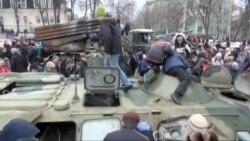 У Києві представили докази російської агресії. Відео