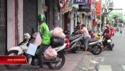 Sài Gòn nới lỏng quy định, shipper 'dễ thở' hơn