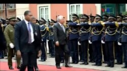 Lourenço dá boas-vindas a investimentos portugueses e Costa fala em intensidade das relações