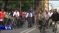 Tirana pa makina, nisma sfidon ndotjen e ajrit