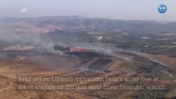 İsrail Lübnan Sınırında Çatışma