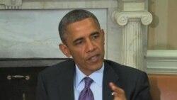 奧巴馬:敘利亞若使用化學武器就是改變規則