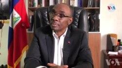Ansyen Premye Minis Evans Paul Kwè nan yon Chita Pale ant Tout Sektè pou Rezoud Kriz Politik la