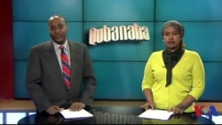 Qubanaha VOA, April 25, 2014