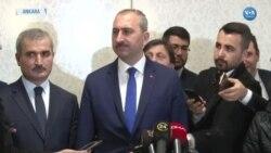 Kavala ve Hablemitoğlu İçin Adalet Bakanı 'Takdir Yargının' Dedi