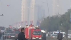 山西省委所在地附近發生爆炸一死八傷