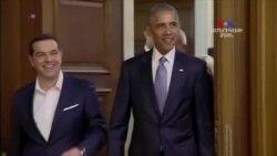 Օբաման սկսեց նախագահի պաշտոնում արտասահմանյան վերջին շրջագայությունների շարքը