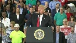 Trump, Democrats on Collision Course for November