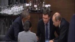 奧巴馬與普京同意 敘利亞需要實現政治轉型過渡