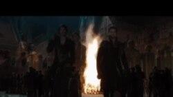 """美国万花筒:北美票房冠军电影""""女巫猎人"""""""