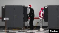 ARHIVA - Prevrremeno glasanje na izborima u Džordžiji