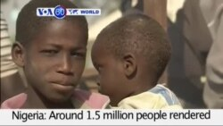 VOA60 World News in 60 Seconds