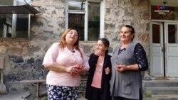 «Թողած տունը, խնամված այգին․․․»․ Բջնիում ապրող տարհանված ընտանիքի պատմությունը
