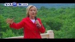Bà Hillary Clinton cáo buộc TQ đánh cắp bí mật thương mại (VOA60)