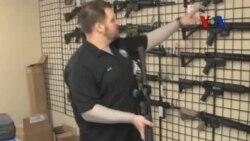 Amerika'da Silah Satışlarında Rekor Artış