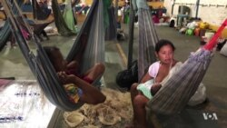 Venezuela Warao Indigenous Group Struggles to Adapt in Brazil