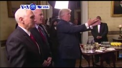 VOA60 America - U.S. President Donald Trump has fired James Comey