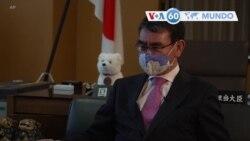 Manchetes mundo 28 Julho: Japão - Tóquio relatou 3.177 novos casos de coronavírus