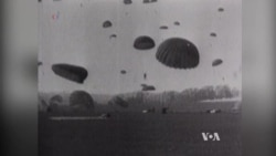 Paratroopers of D-Day Honored in Skies Over Normandy