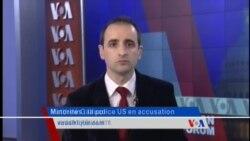 Washington Forum du 7 mai 2015 : la police US en accusation