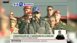 VOA60 Duniya: Shugaban Venezuela Nicolas Maduro Ya Gayyaci Madugun 'Yan Adawar Kasar