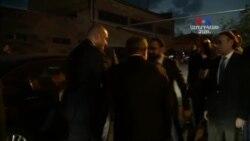 Կոնյակի տակառիկներ ունեցան Հայաստանի և Վրաստանի վարչապետները