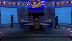 非裔选民看副总统辩论