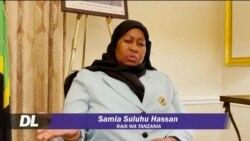 Samia aeleza kipaumbele cha Tanzania katika mkutano wa UN