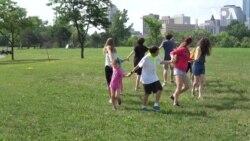Українських дітей навчали в Міннеаполісі основам лідерства в літньому таборі. Відео