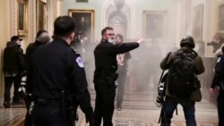 Trump Supporters Storm Capitol, Clash With Police