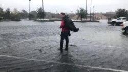 Florence causa inundciones en Wilmington, Carolina del Norte