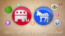 Amerika Necə Seçir: Siyasi Partiyalar