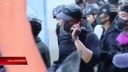 Cảnh sát Hong Kong thừa nhận trà trộn vào người biểu tình để tác nghiệp
