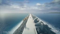 อังกฤษเตรียมผลิตไฟฟ้าจากคลื่นน้ำทะเล