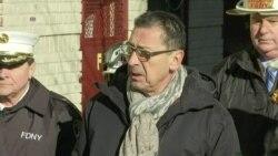 New York Fire Commissioner Daniel Nigro on Cause of Blaze